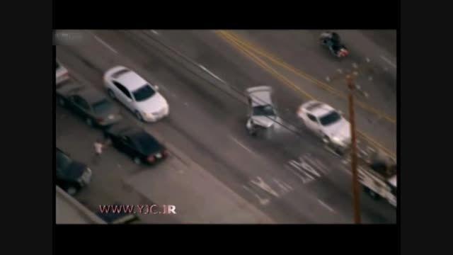فرار از دست پلیس با خودروهای سرقتی!!!!