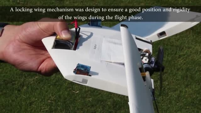 رباتی که با تغییر شکلش روی زمین و هوا حرکت می کند!