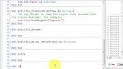 آموزش برنامه نویسی آندروید: ساخت ذخیره تنظیمات