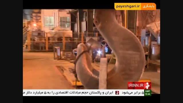 قطعۀ ایرانی در خودروهای خارجی
