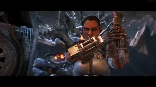 Mortal Kombat X - Cassie Cage All Interaction Dialogues