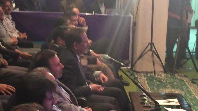 """افتتاح پروژه """"تلاش"""" توسعه لایه انتقال شبکه زیرساخت کشور"""