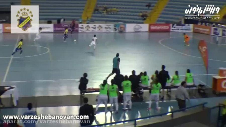 جام جهانی فوتسال بانوان برزیل - کاستاریکا