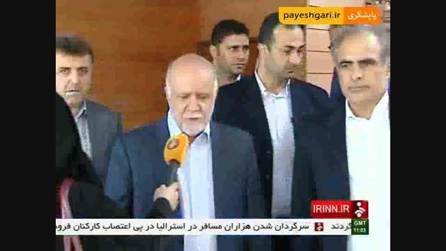 همکاری های نفتی ایران و عمان