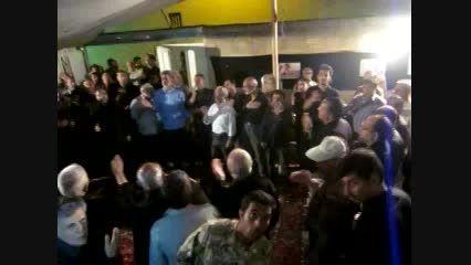 شب در گذشت ایت الله سید جلال طاهری