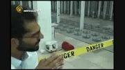 فیلمی منتشر نشده از شهید احمدی روشن در نطنز