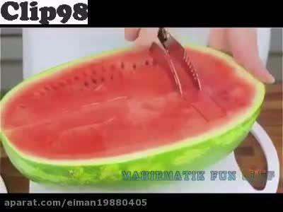 اختراع برای هندوانه