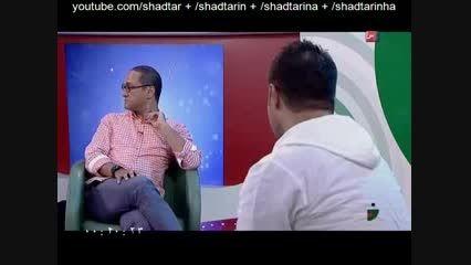 جواد عزتی در برنامه خندوانه