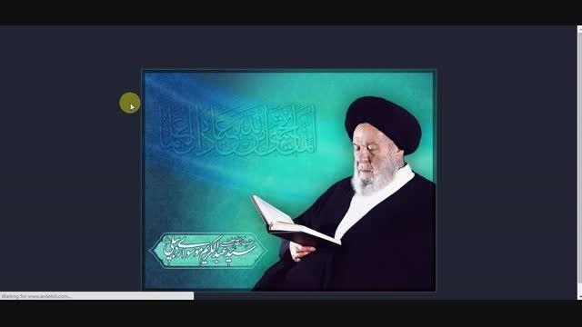 قمه زنی از نظر آیت الله موسوی اردبیلی(از سایت خودشان)