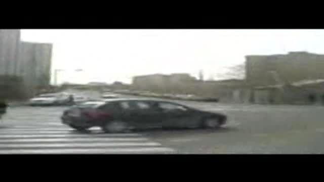 تعقیب سمند توسط بنزهای پلیس