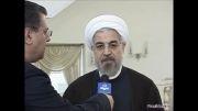 دعوت دکتر روحانی از مردم برای حضور با شکوه در راهپیمایی