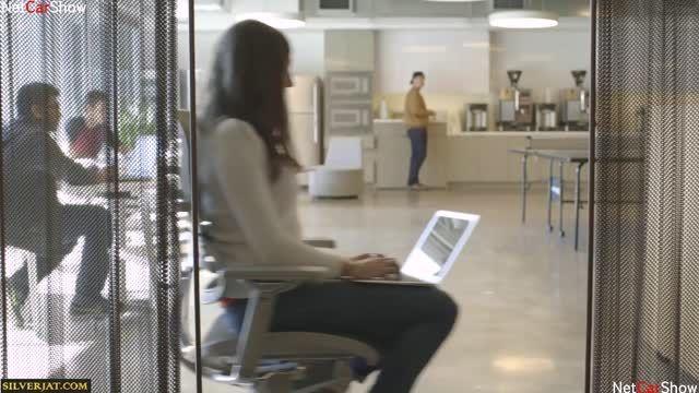 صندلی اداری هوشمند آئودی - Audi Autonomous Office Chair