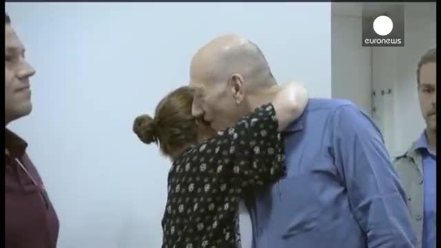 ایهود اولمرت به هشت ماه زندان محکوم شد