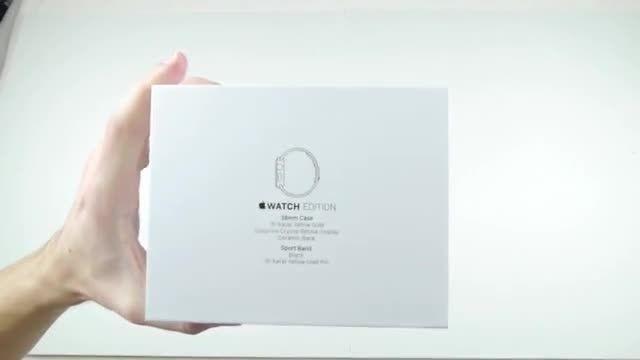 نابود کردن ساعت 10 هزار دلاری اپل