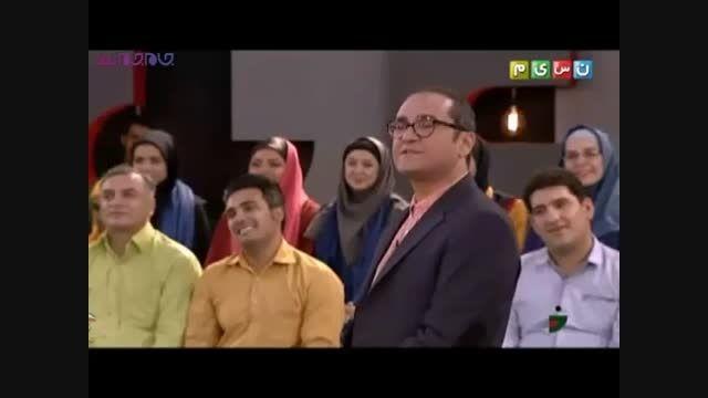 قسمتی از خندوانه - اولین اجرای جناب خان در خندوانه