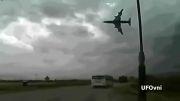 سقوط هواپیمای 747