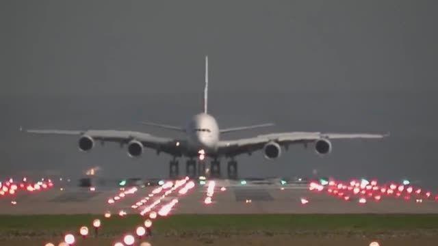 بزرگترین هواپیمای مسافربری در جهان