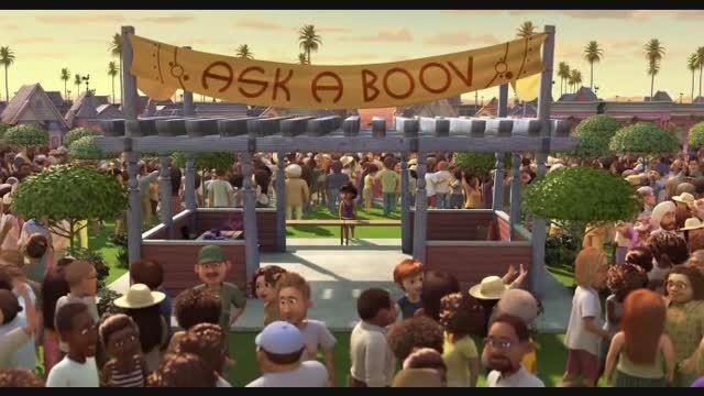 قسمتی از انیمیشن خانه با آهنگ جنیفر لوپز