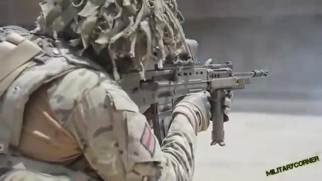 ارتش سلطنتی بریتانیا / پیاده نظام