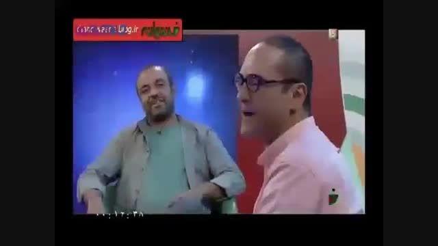 هم فامیل شدن جناب خان با سعید آقاخانی