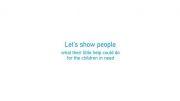 کمپین حمایت یونیسف از کودکان فقیر