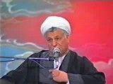 هاشمی رفسنجانی:چیزی جزوجودخدادرعالم نیست(بیان اندیشه فیلسوفان)
