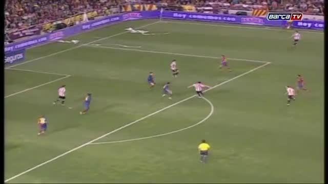 فینال جام حذفی اسپانیا 2009 -  بارسلونا 4 - 1 بیلبائو