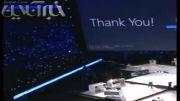 لحظه ای که استیو بالمر گریه می کند و از مایکروسافت خداحافظی