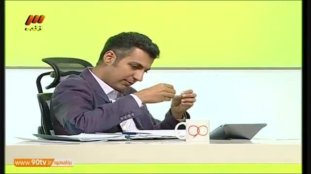 گفتگو با حسین فرکی سرمربی تیم قهرمان لیگ