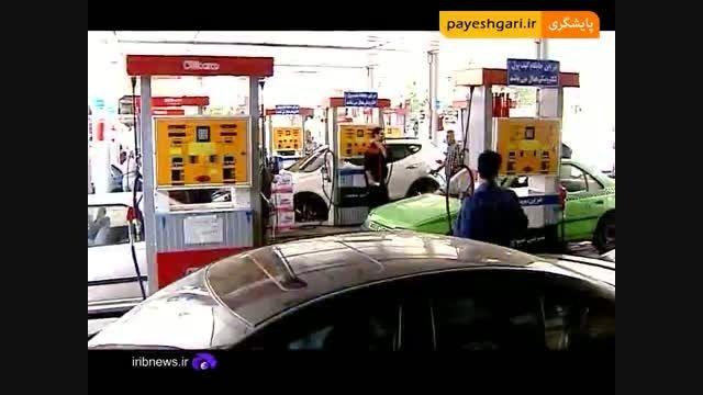 تمدید اعتبار بنزین یارانه ای 700 تومانی خودروهای سواری