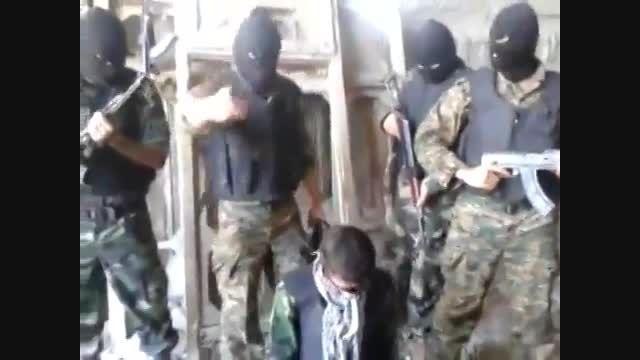 طنز مازندرانی ، سر بریدن داعشی ها