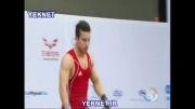YEKNET - قهرمانی كیانوش رستمی وزنه برداری قهرمانی جهان