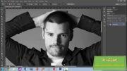 رنگی کردن تصاویر سیاه و سفید در فتوشاپ