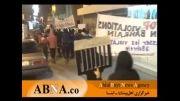 تظاهرات خاموش در منامه، تجاوزها را در بحرین متوقف کنید