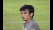 گل آندو بهترین گل فصل آسیا