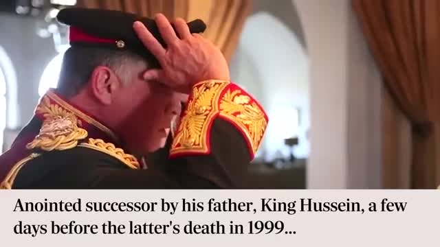 پادشاه اردن و سپاه اردن - از داعش انتقام می گیریم