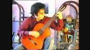 اجرای آهنگ Sound Of Bells  توسط استاد ناصر رسا