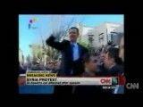 فیلم لحظه ترور ناموفق بشار اسد