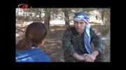 پیوستن یك آمریکاى به مبارزین كورد سوریه, بر علیه داعش