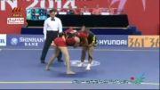 بازیهای آسیایی-صعود لادور به فینال با غلبه بر حریف قزاق