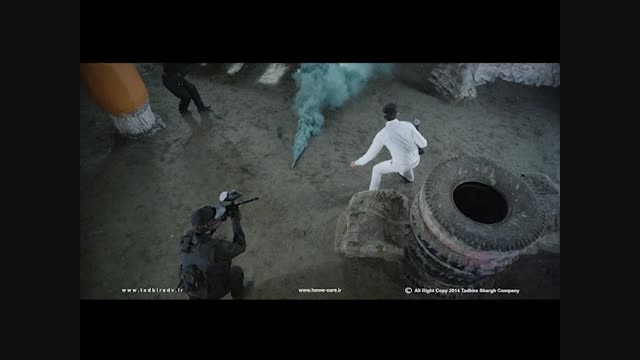 هوم کر -حاوی مواد پاک کننده قوی با کف کنترل شده