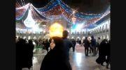 اسلام و علیک یا علی بن موسی الرضا-دیشب ساعت11