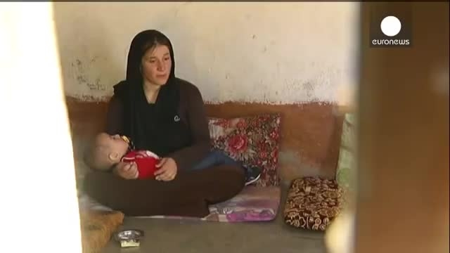 فروختن زنان ایزدی توسط داعش