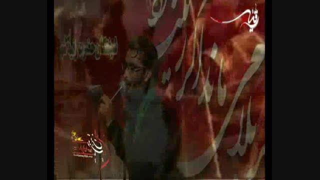 معجر ندارم ، عمو عباسم کجاست خبر ندارم .......... (شور)