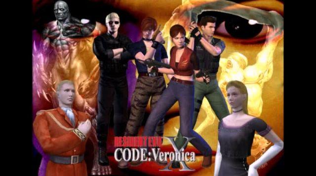 همه عناوین Resident evil