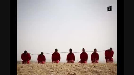 شیوه های ابداعی داعش برای اعدام قربانیان