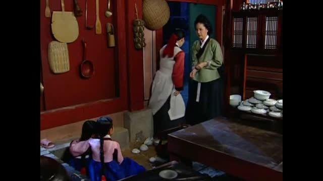 اولین دیدار یانگوم و بانو هن و بانو مین (فیلم و کارتون)