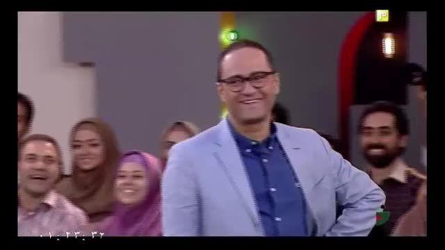 جناب خان در ویژه برنامه خندوانه