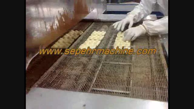 اینروبر و دکوراتور شکلات