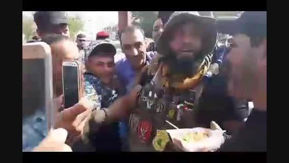 ابو عزرائیل به صلاح  الدین رسید
